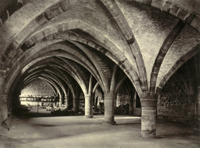 University_College,_Durham_Crypt